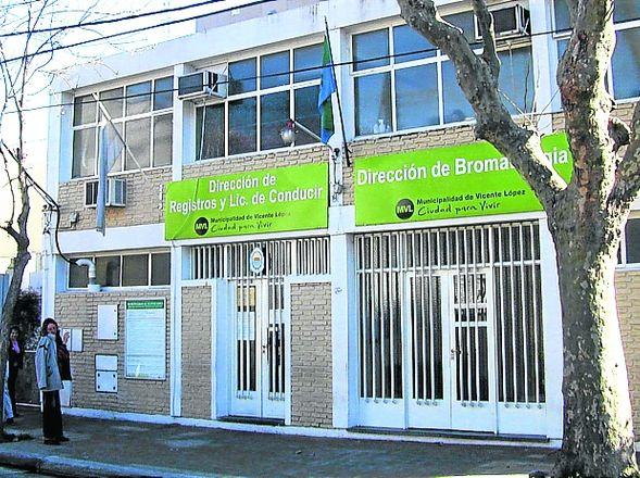 Pasos para la licencia de conducir en Vicente Lopez